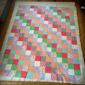 Quilt Top Done
